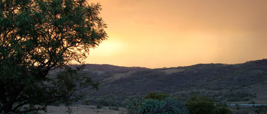 Thaba Ya Batswana View